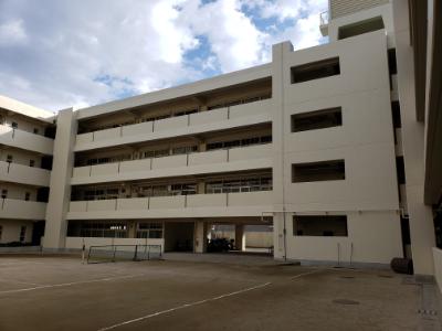 吹田市立豊津中学校校舎大規模改造4期工事